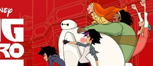 Big Hero 6 The Series S01 1080p WEB-DL HEVC x265 [MEGA]