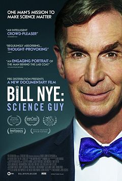 Bill Nye Science Guy 2017