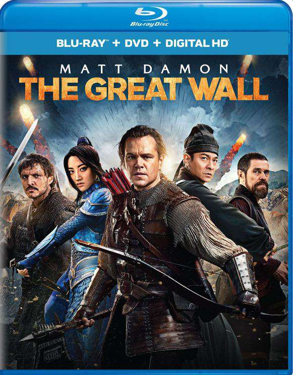 The-Great Wall-2016