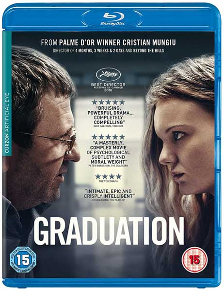 Graduation-Bluray