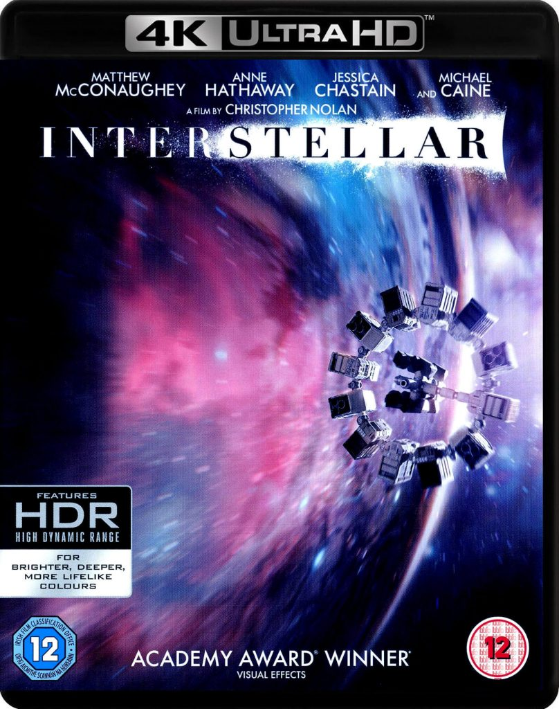Interstellar (2014) 2160p BluRay x265 HEVC 10bit HDR AAC 5 1 Tigole