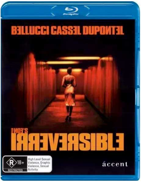Irreversible 2002 1080p BluRay x265 HEVC 10bit AAC 5 1 French Tigole