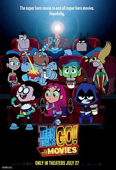 Teen Titans Go To the Movie