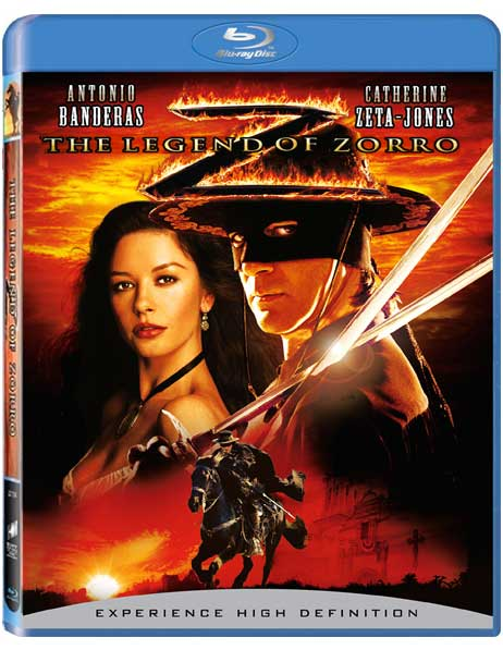 The Legend of Zorro 2005 1080p Bluray x265 HEVC 10bit AAC 5 1 Tigole