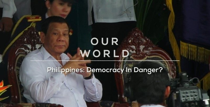 BBC Our World Philippines: Democracy in Danger HDTV x264 AAC