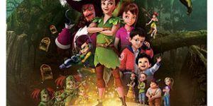 Peter Pan The Quest for the Never Book 2018 1080p WEB-DL 6CH HEVC x265-BvS [MEGA]