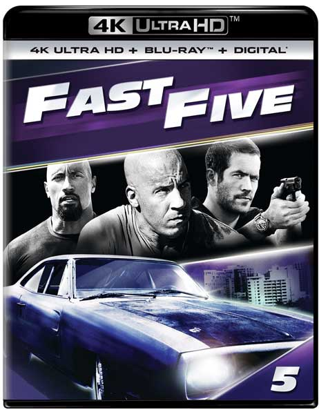 Fast Five 2011 Extended UHD BluRay 2160p TrueHD Atmos 7 1